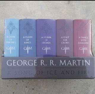 Game of Thrones ASOIAF