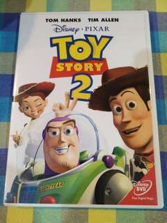 Mary Poppins, Fiddler on the Roof & Toy Story 2