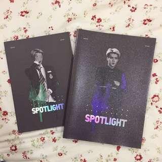 Sehun's Spotlight Photobook