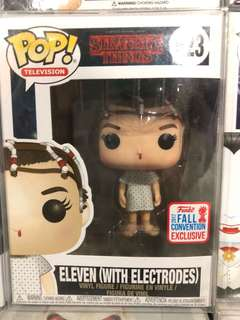 Stranger Things Eleven Funko Pop