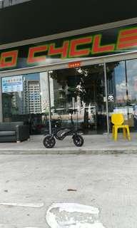 Dyu escooter (LTA compliant) @YISHUN