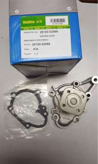 Kia Picanto 1.1 Water Pump