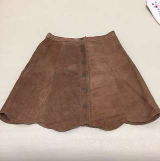 Brownie Mini Skirt