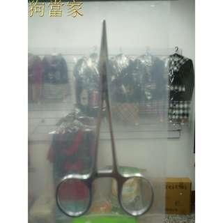 止血鉗(彎型12.5cm)(直型12.5cm)