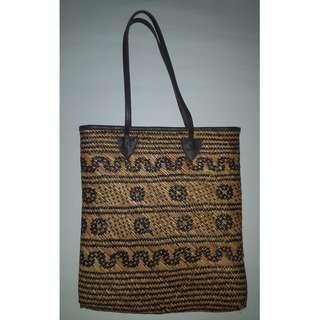 Balinese Woven Handmade Rattan Beach Casual Bag