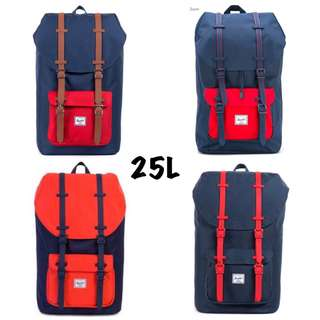 HERSCHEL LITTLE AMERICA 25L #FREEDELIVERY