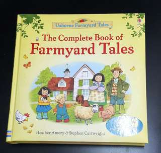 The complete book of farmyard tales (20 titles in a book)