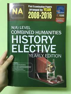 N(A) Level History Elective Tys