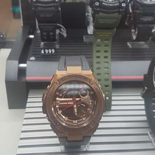 Dijual Credit G-Shock GST-210B-1A9DR Cukup Bayar Admin 199.000