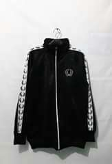 Jaket casual Tracktop fredperry black
