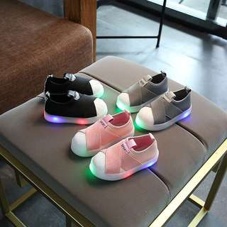 Pre order Sports LED light shoes