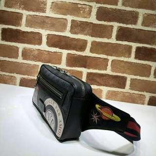 Gucci Night Courier Soft GG Supreme Belt Bag Premium Grade OEM Authentic