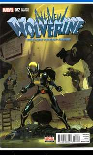 All-New Wolverine #2 2nd Print
