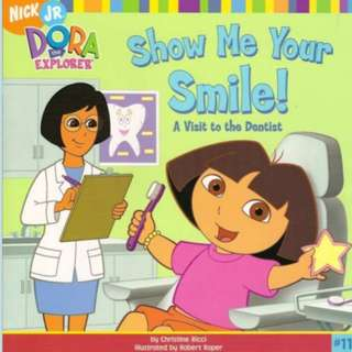Dora The Explorer Storybooks