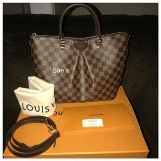 Louis Vuitton Siena MM (Authentic with Receipt)
