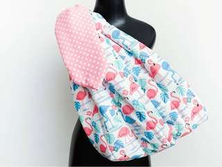 Baby Sling with Ring Type - Flaminggo