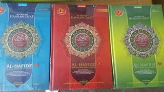 Al-Qur'an hafalan al-hafidz metode 3 jam hafal 1 halaman