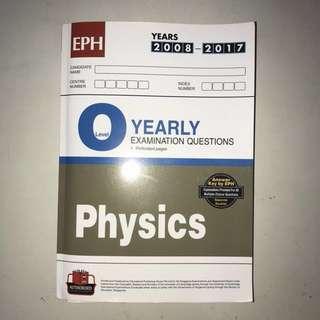 Physics O Level TYS