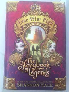 Ever After High Storybook Series