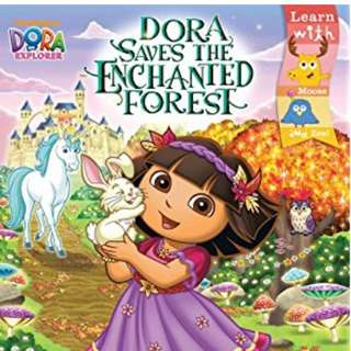 Dora The Explorer & Diego Storybooks