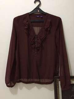 MGXX Brown Shirt