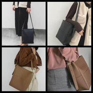 Charles and keith sling bag / shoulder bag