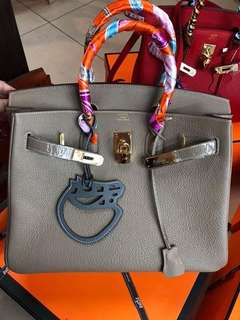 Hermes Togo Machine seam 35cm