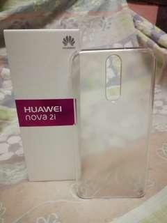 Huawei 2i or Mate 10 lite clear crystal case original
