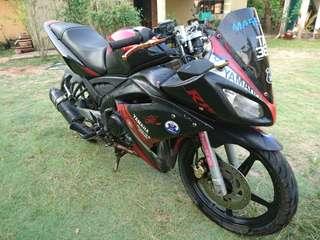 Yamaha FZ150i Convert R6