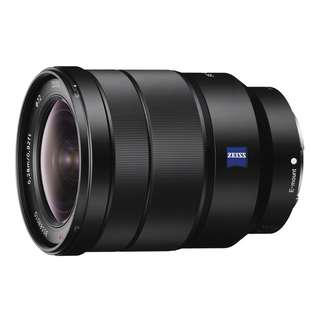 SONY FE 16-35mm F4 ZA OSS Lens. Sony Malaysia Warranty 15 Month.