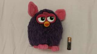 Furby electric toy 菲比 懷舊玩具 vintage toy