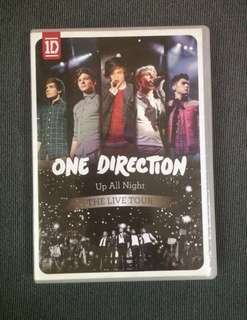 Official One Direction Live Tour Up All Night Repriced