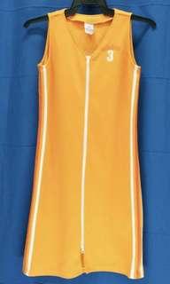 Adidas Ladies Zipper dress