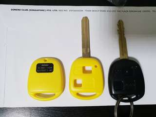 Toyota Car Key for Toyota Prado, Rav4