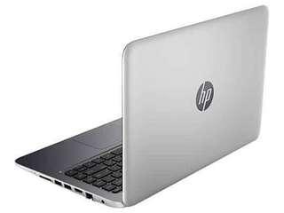 Laptop hp second