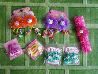 Colorful Hello Kitty Hair Accesories