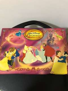 Walt Disney princess treasure chest