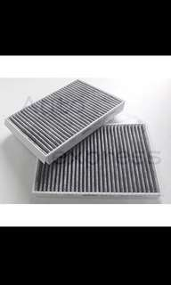 *** Brand new aircon filter for mercedes W221 S class