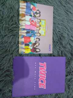 WTS Twice One More Time Group