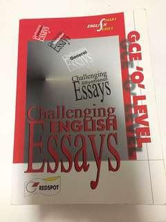 O Level English Essays