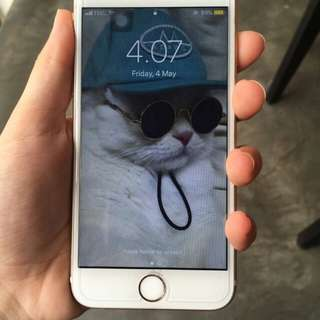 Iphone 6s 64gb gold second