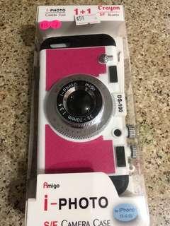 iPhone 7模擬相機 手機殼