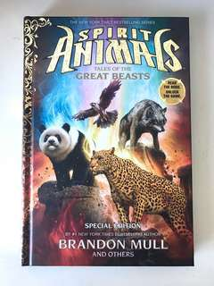 Spirit Animals Special Edition (set of 3)
