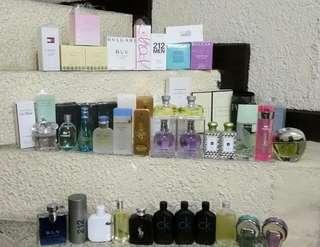 Branded Perfume Testers