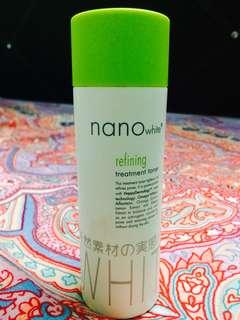 Nano White Refining Treatment Toner