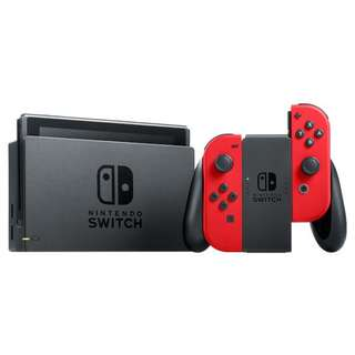 SALE BNIB LOCAL SET Nintendo Switch Console RED