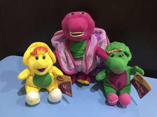 Barney and Friends Backpack