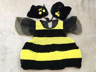 Bumble Bee Costume for 2yo
