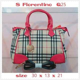 Tas Wanita S Fiorentino Q25 ori