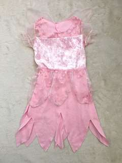 Pink Fairy Costume for Toddler (1yo)